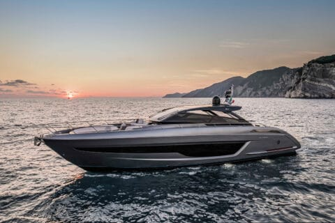 This is photo of a Riva 68 Diable