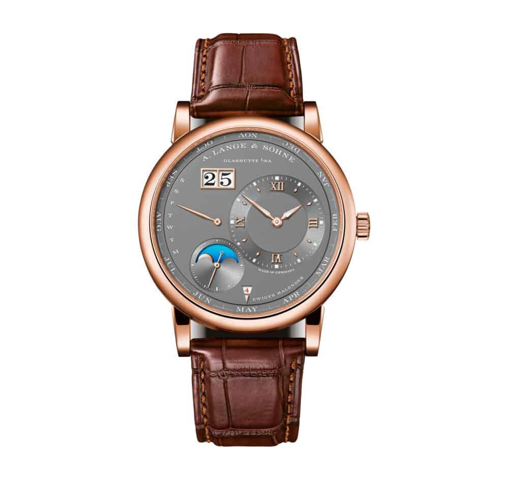 Ovo je fotografija sata Lange 1 Perpetual