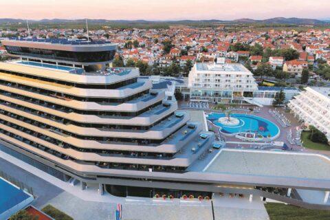 Ovo je fotografija hotel Olympia Vodice