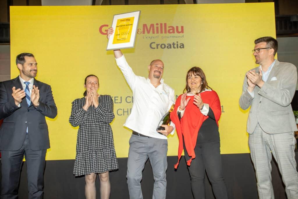 ovo je fotografija chefa godine Gault&Millau Croatia 2021
