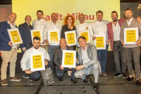 Ovo je fotografija dobitnika trofeja Gault&Millau Croatia 2021