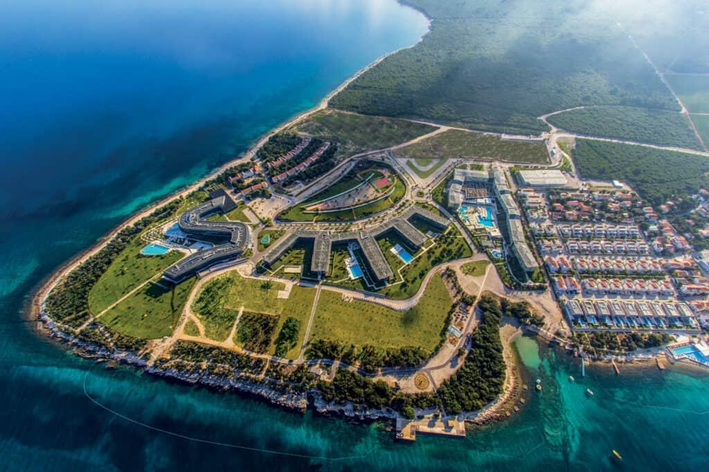 Ovo je fotografija Falkensteiner Resort Punta Skala