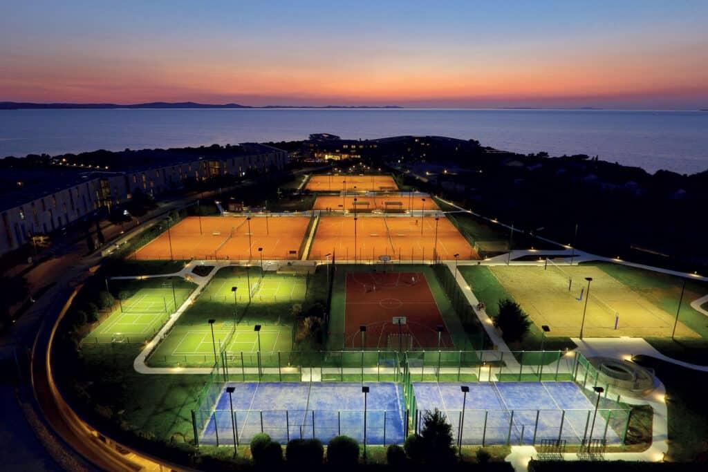 Ovo je fotografija Falkensteiner Resort sportskog centra