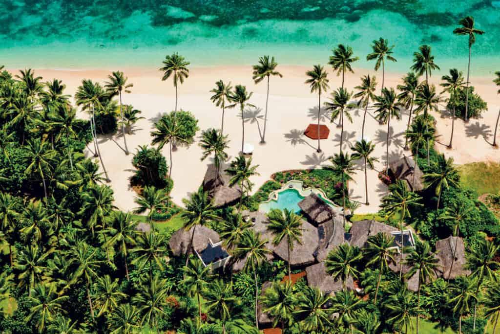 Ovo je fotografija privatnici otoci Fiji