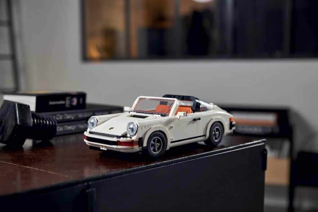 Ovo je fotografija Lego Porsche 911