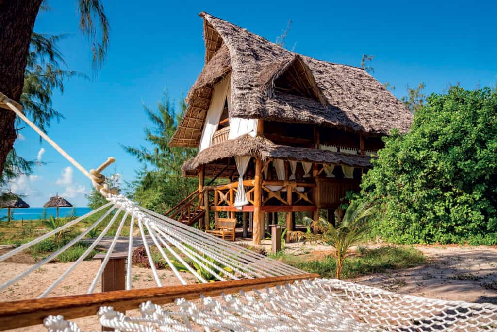 This is photo of a Thanda Island, Tanzania