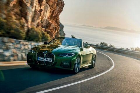 Ovo je fotografija BMW 4 Series