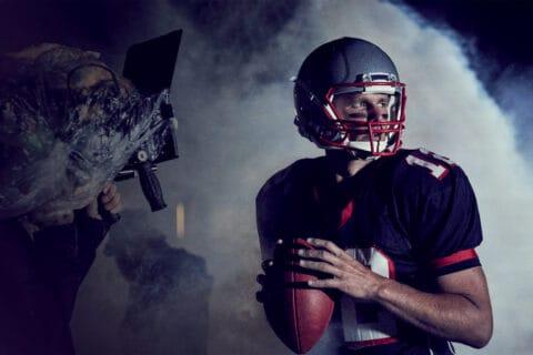 Ovo je fotografija Tom Brady, najuspješniji američki sportaš