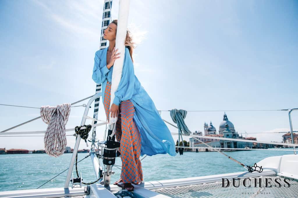 Ovo je fotografija kampanje Duchessa na Lagoon 50