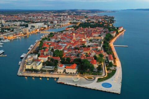 Ovo je fotografija grad Zadar