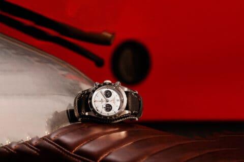 Ovo je fotografija novi Tudor satovi 2021