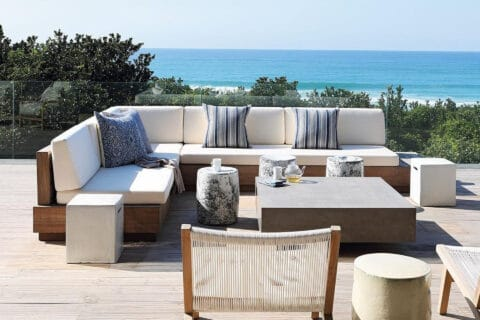 This is photo of a Bloc Outdoor, furniture design