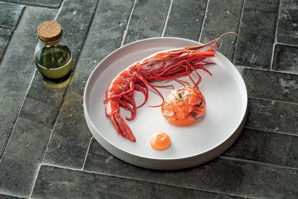 Ovo je fotografija serviranog jela