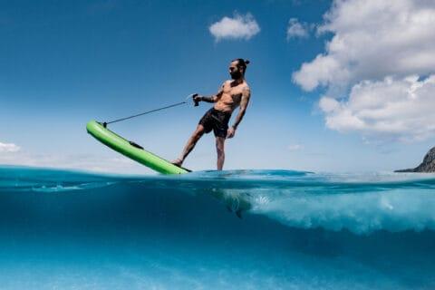 ovo je fotografija električna dska za surfanje lampuga