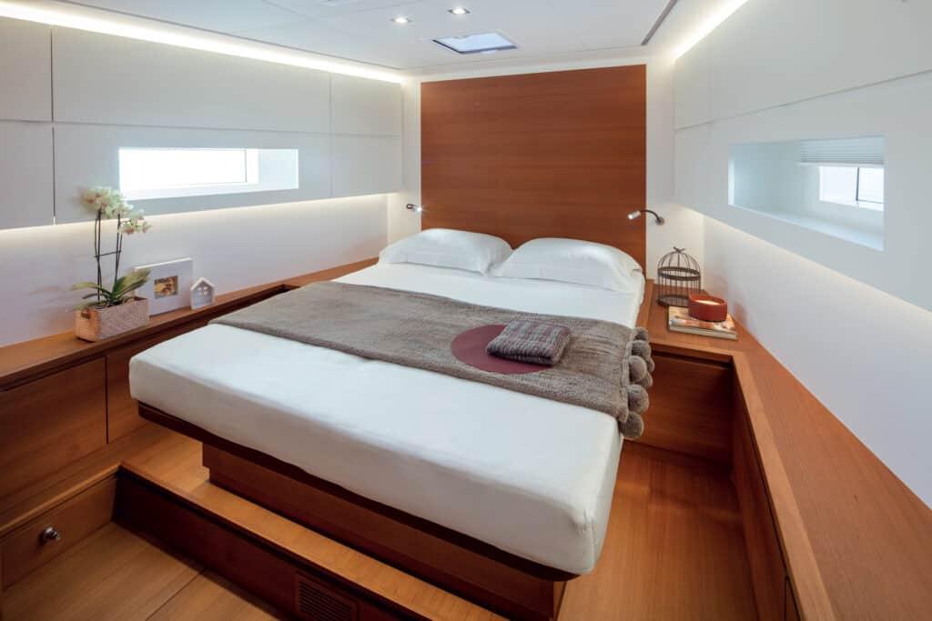 Ovo je fotografija kabine Solaris 60