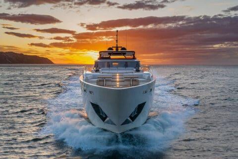 Ovo je fotografija jahte Ferretti Yachts 1000