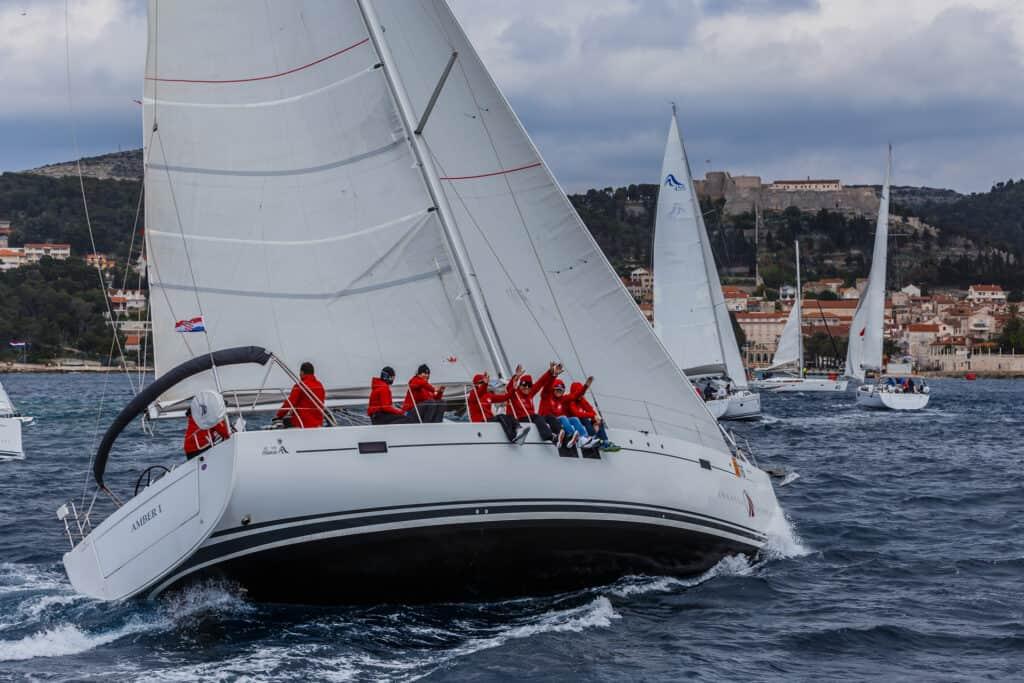 Ovo je fotografije Hanse Cup Adriatic