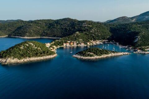 Ovo je fotografija najboljih restorana južnog Jadrana