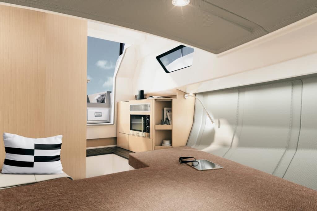 This is photo of a interior at Ryck 280