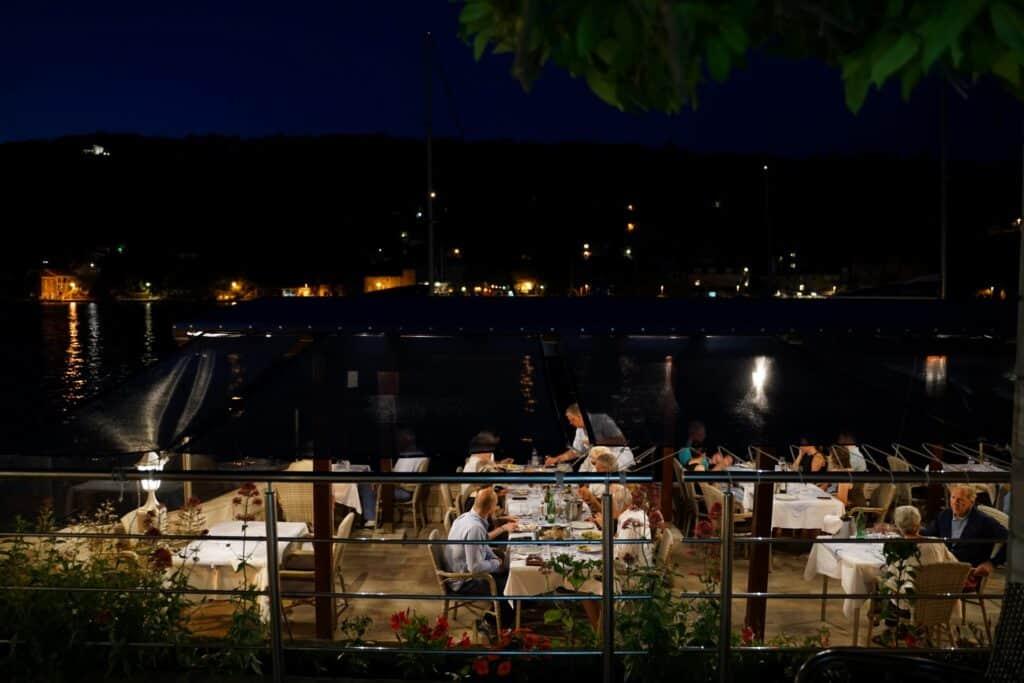 Ovo je fotografija najbolji nautički restorani kod marka otok šipan