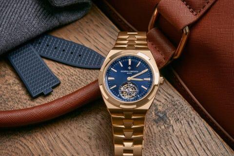 Ovo je fotografija zlatnog sata