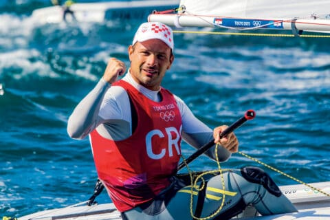 Ovo je fotografija srebrni olimpijac tonci stipanovic